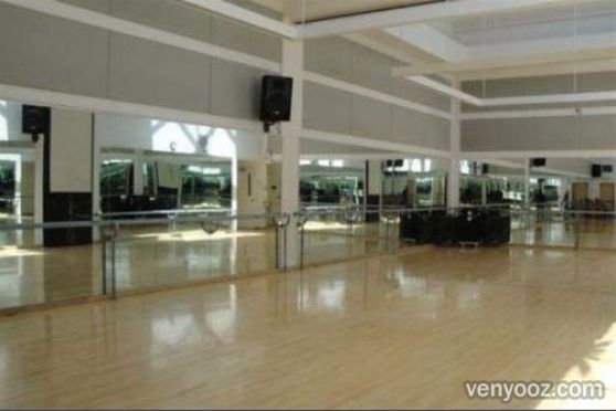 Dance studio at west las vegas arts center las vegas nv for Porte arts and dance studio