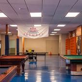 Gameroom at Boys & Girls Club of Hollywood