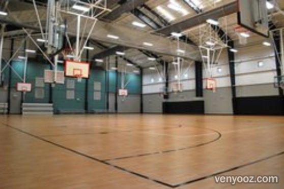 Gymnasium At Lake Lynn Community Center Raleigh Nc Venyooz
