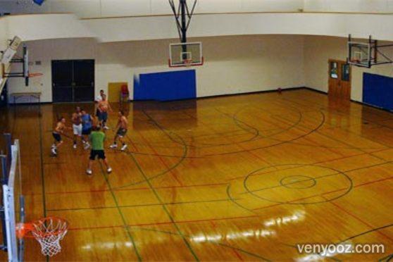 Gymnasium At Stroum Jcc Mercer Island Wa Venyooz