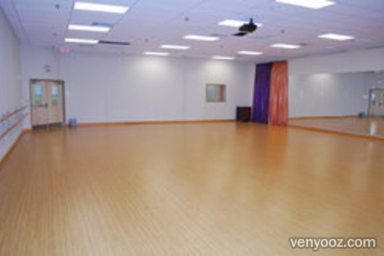 Magnolia Dance Studio At Greystone Recreation Center