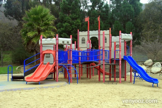 Playgrounds At Kenneth Hahn State Recreation Area Los