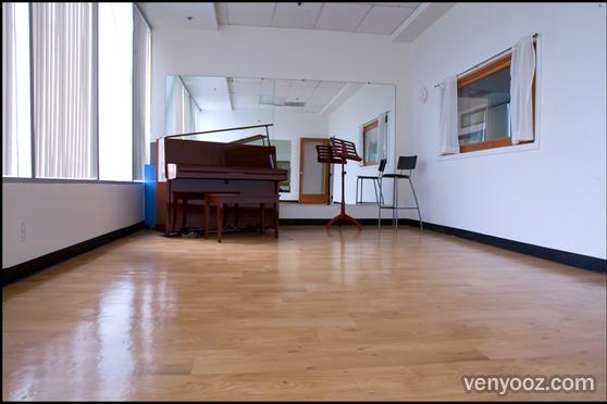 Private Studio Music Room At Dance Studio No 1 Los