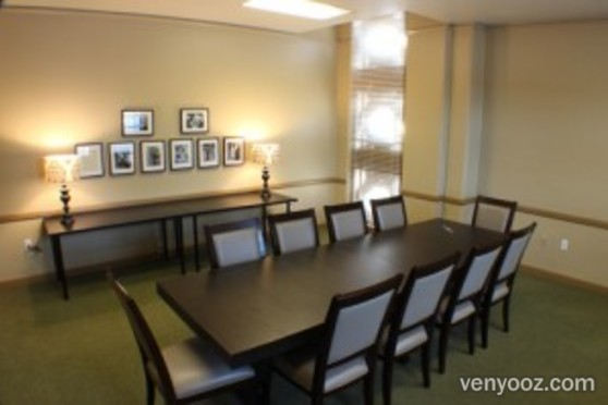 Reagan Board Room At Clunie Community Center Sacramento