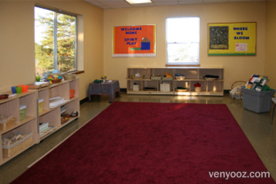 Spirit Play Room North Classroom At Westside Unitarian