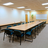Training Room at Business Expo Center