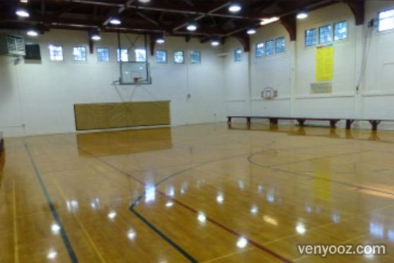 West Gym At Peninsula Park Community Center Portland Or