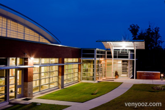 Barwell Road Community Center - Raleigh, NC | Venyooz