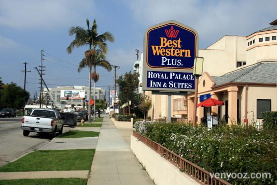 Hotel Suites Santa Monica Ca