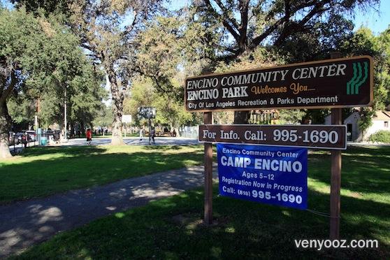 Bbq Pits Amp Picnic Tables At Encino Park Encino Ca Venyooz