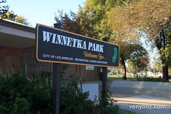 Bbq Pits Picnic Tables At Winnetka Recreation Center Winnetka Ca Venyooz