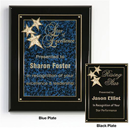 Constellation Plaque