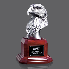 Atlantic Eagle Silver Cast Award