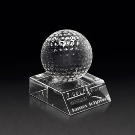 Match Play Crystal Golf Ball