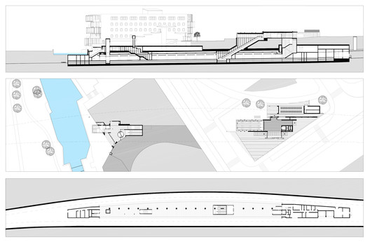 Section and Plans