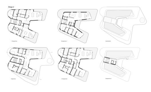 Building 2 - Plans