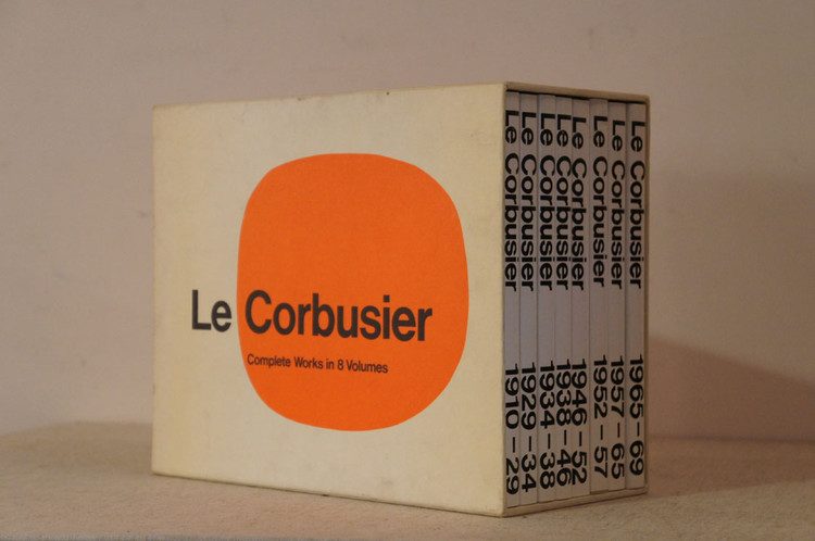 1708 Pages Of Le Courbusiers Complete Works 1910