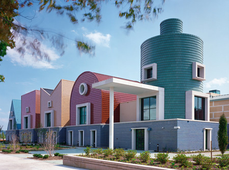 St. Coletta School / Michael Graves. Image Courtesy of Michael Graves