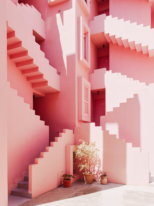 La Muralla Roja. Image © Gregori Civera