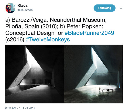 Twitter user Klaustoon was the first to place the comparison side-by-side. Image <a href='https://twitter.com/klaustoon/status/917719794719346689'>via Twitter user @klaustoon</a>