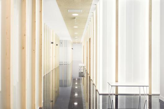 Clínica Sendagrup / PAUZARQ Arquitectos. Image Cortesía de Premio Peña Ganchegui
