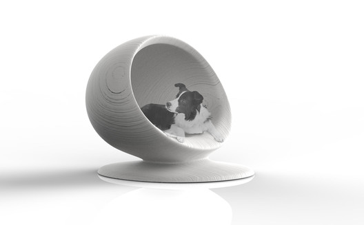 'Cloud' - Zaha Hadid Architects. Image Courtesy of Zaha Hadid Architects
