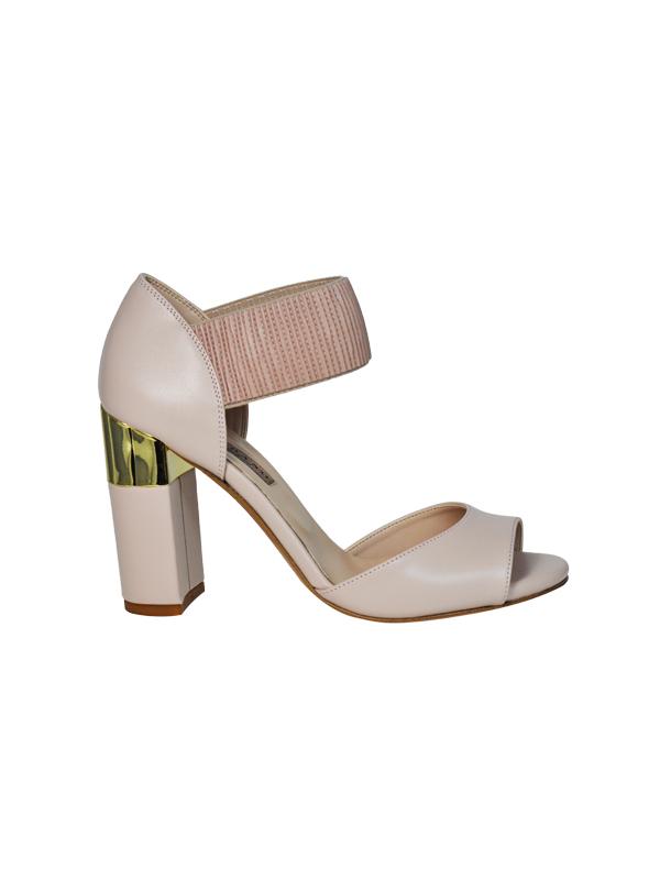 Sandalo rosa cipria ALBANO | Sandali | 2090SOFTCIPRIA