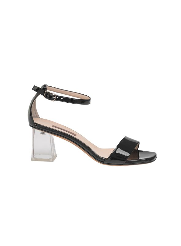 Sandalo in vernice ALBANO | Sandali | 4151VERNICENERA