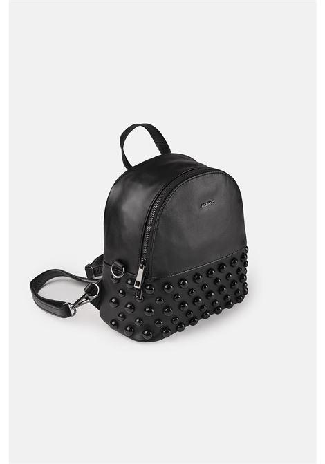 Zaino nero con borchie nere ALBANO | Zaini | 307B.NereSAVNERO