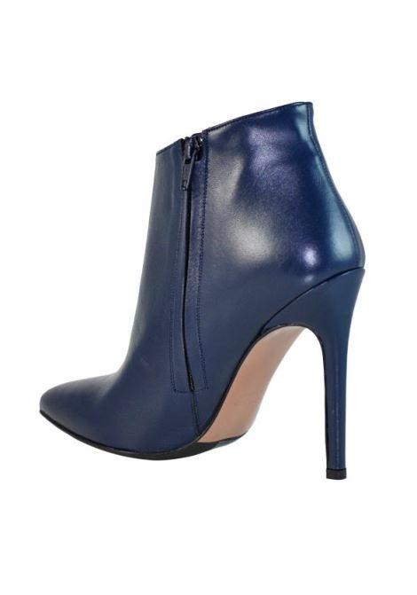 Tronchetto blu ALBANO | Tronchetti | 8015P90RINAPBLUE