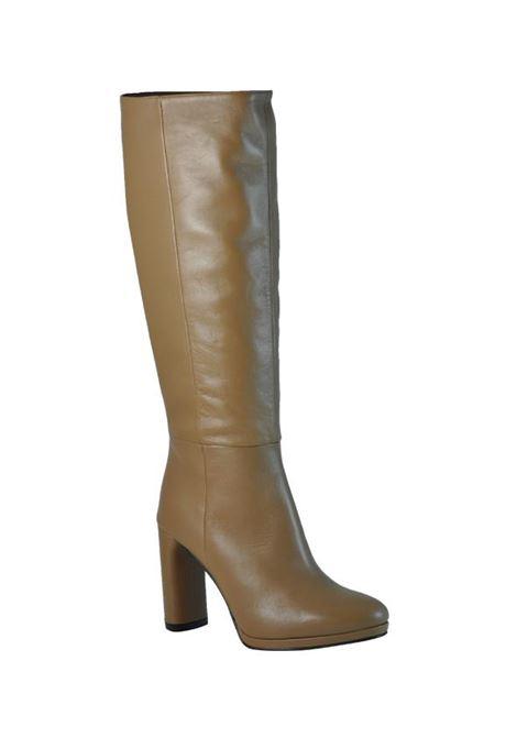Stivale taupe ALBANO | Stivali | 809980PLANAPTAUPE