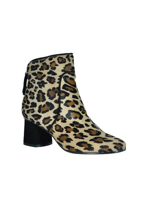 Tronchetto cavallino leopardato ALBANO | Tronchetti | 8103CAVLEOPARD
