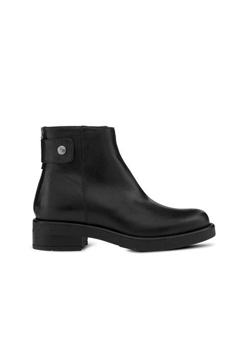 Tronchetto nero ALBANO | Boots | 1005VITELLONERO