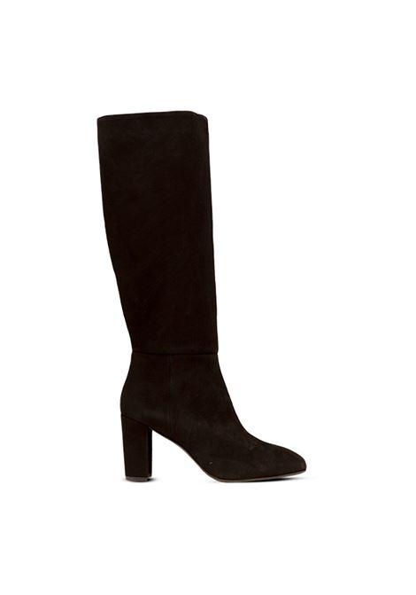 Stivale camoscio nero ALBANO | Stivali | 1108CAMOSCIONERO