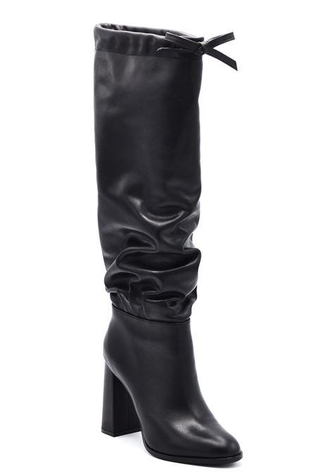 Stivale nero morbido ALBANO | Stivali | 21131PELLENERA