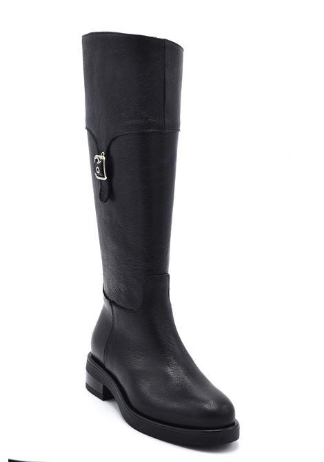 Stivale bottalato nero ALBANO | Stivali | 918CAPRANERO