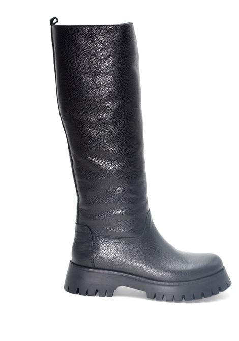 Stivali neri ALBANO | Stivali | 1075BOTTALATONERO