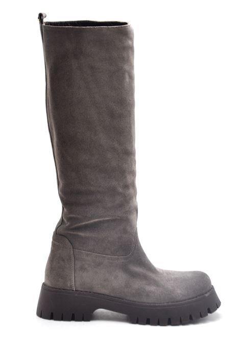 Stivali taupe ALBANO | Stivali | 1075CAMOSCIOTAUPE