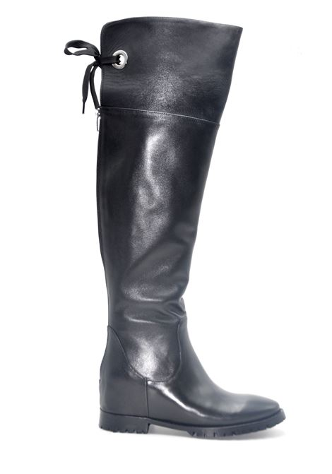 Stivale nero alto ALBANO | Stivali | 1099VITELLONERO