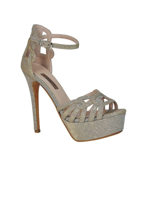 Sandalo glitter ALBANO | Sandali | 2001NIGHTBEIGE
