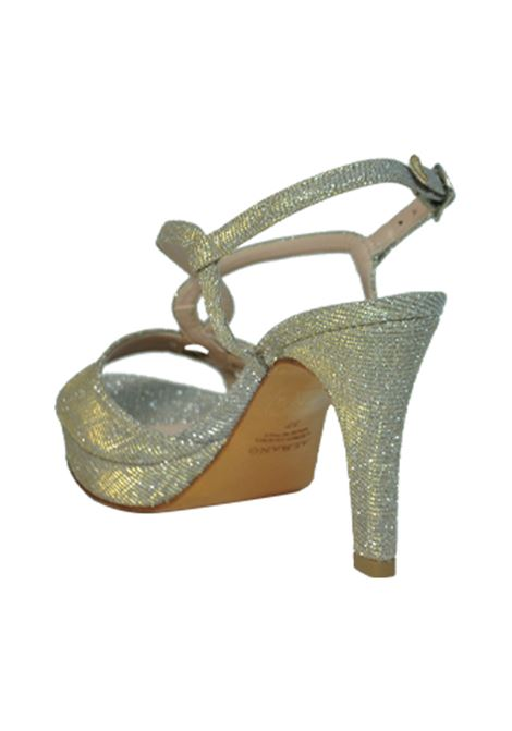 Sandalo glitter beige ALBANO   Sandali   2026NIGHTBEIGE