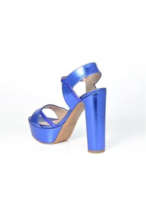 Sandalo Bluette ALBANO | Sandali | 2048SOFTMETALBLUETTE
