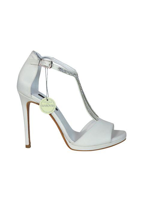 Sandalo sposa ALBANO | Sposa | 2061RASOSPOSA