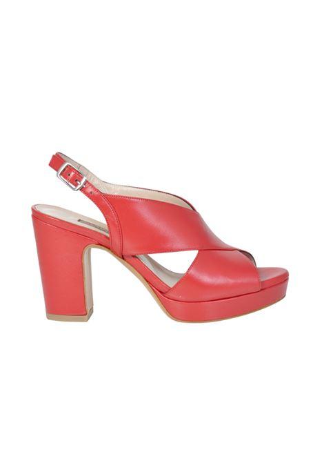 Sandalo rosso ALBANO | Sandali | 2073NAPPARED