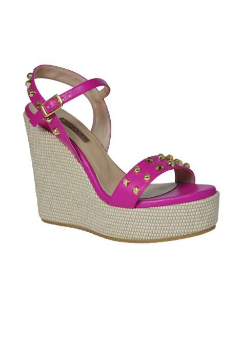 Sandalo con zeppa ALBANO | Sandali | 2089SOFTFUXIA