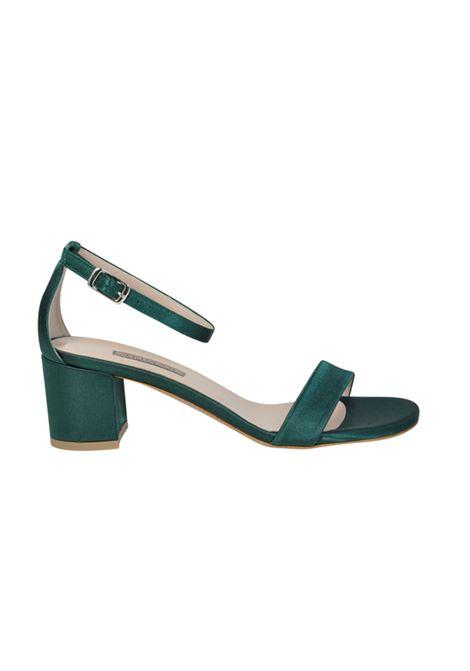 Sandalo raso verde ALBANO | Sandali | 2113RASOVERDE