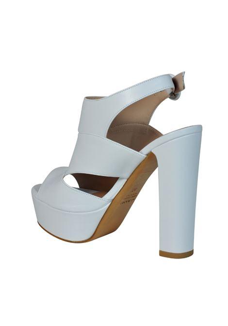 Sandalo bianco ALBANO | Sandali | 2114NAPPABIANCA