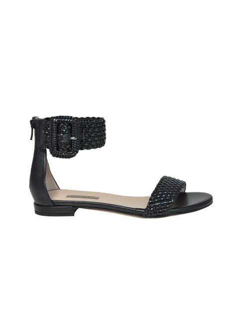 Sandalo basso nero ALBANO | Sandali | 2144SOFTNERO