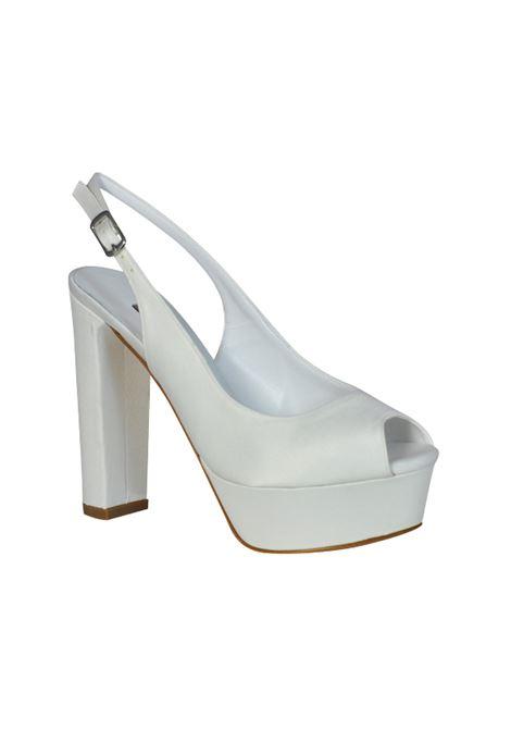 Sandalo sposa spuntato ALBANO | Sandali | 2156RASOSPOSA