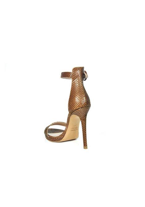 Sandalo cuoio ALBANO | Sandali | 2160PITONECUOIO